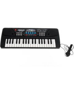Hetkrishi 37 Keys Musical Big Fun Piano Keyboard With Mic for kids  (Multicolor)