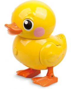 Robo Alive Junior Battery-Powered Baby Duck Bath Toy Bath Toy  (Yellow)